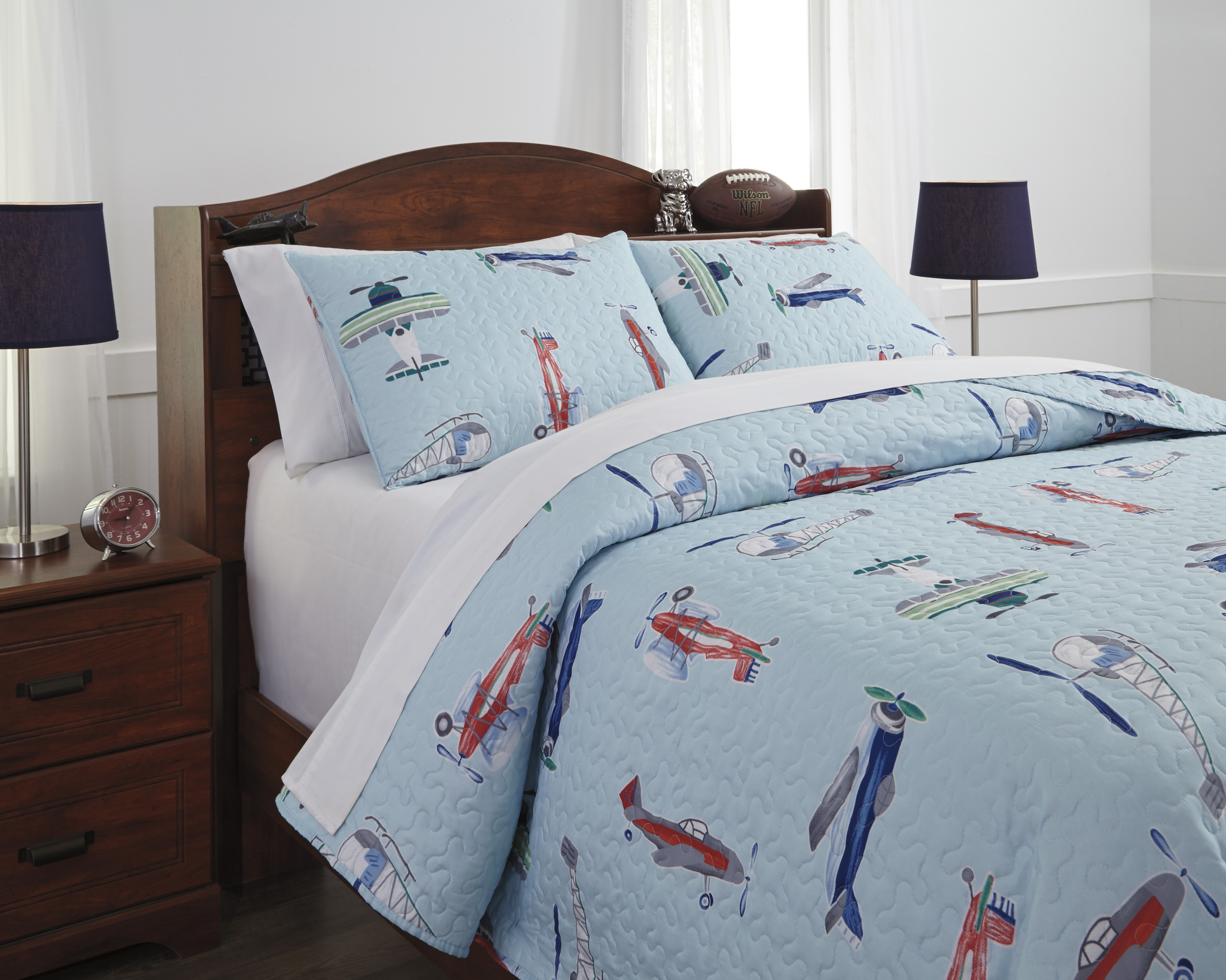 McAllen Q32000 By Ashley Bedding Set