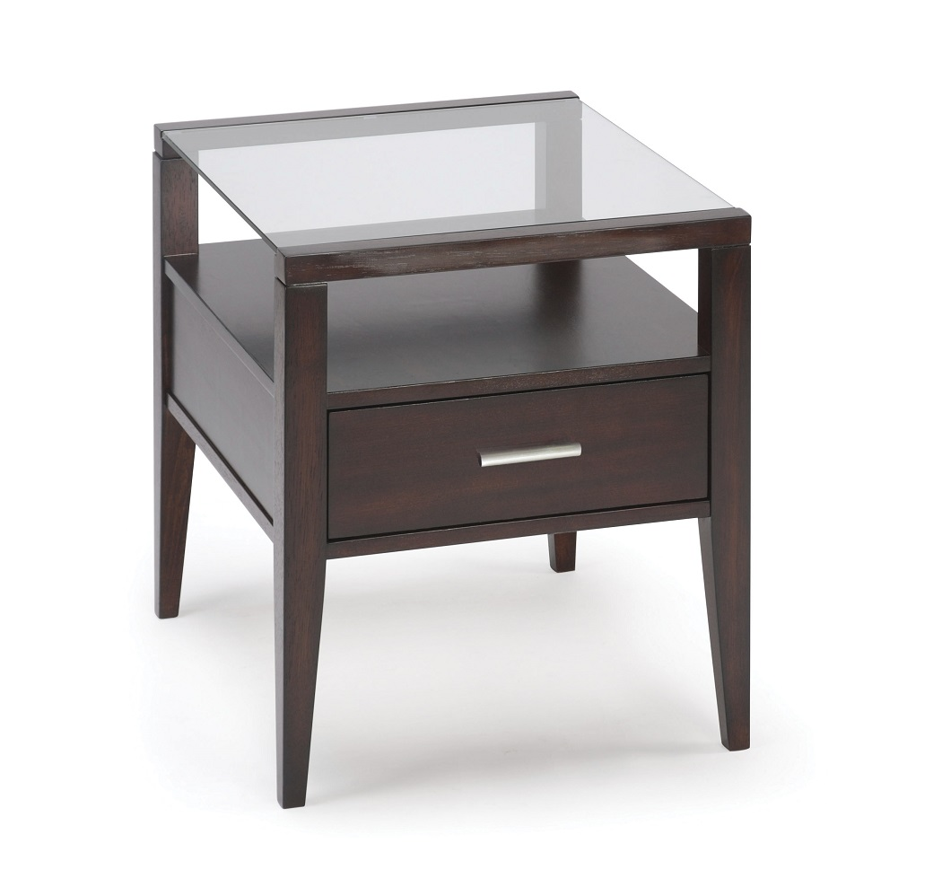 Baker magnussen collection t1393 coffee table set Baker coffee table