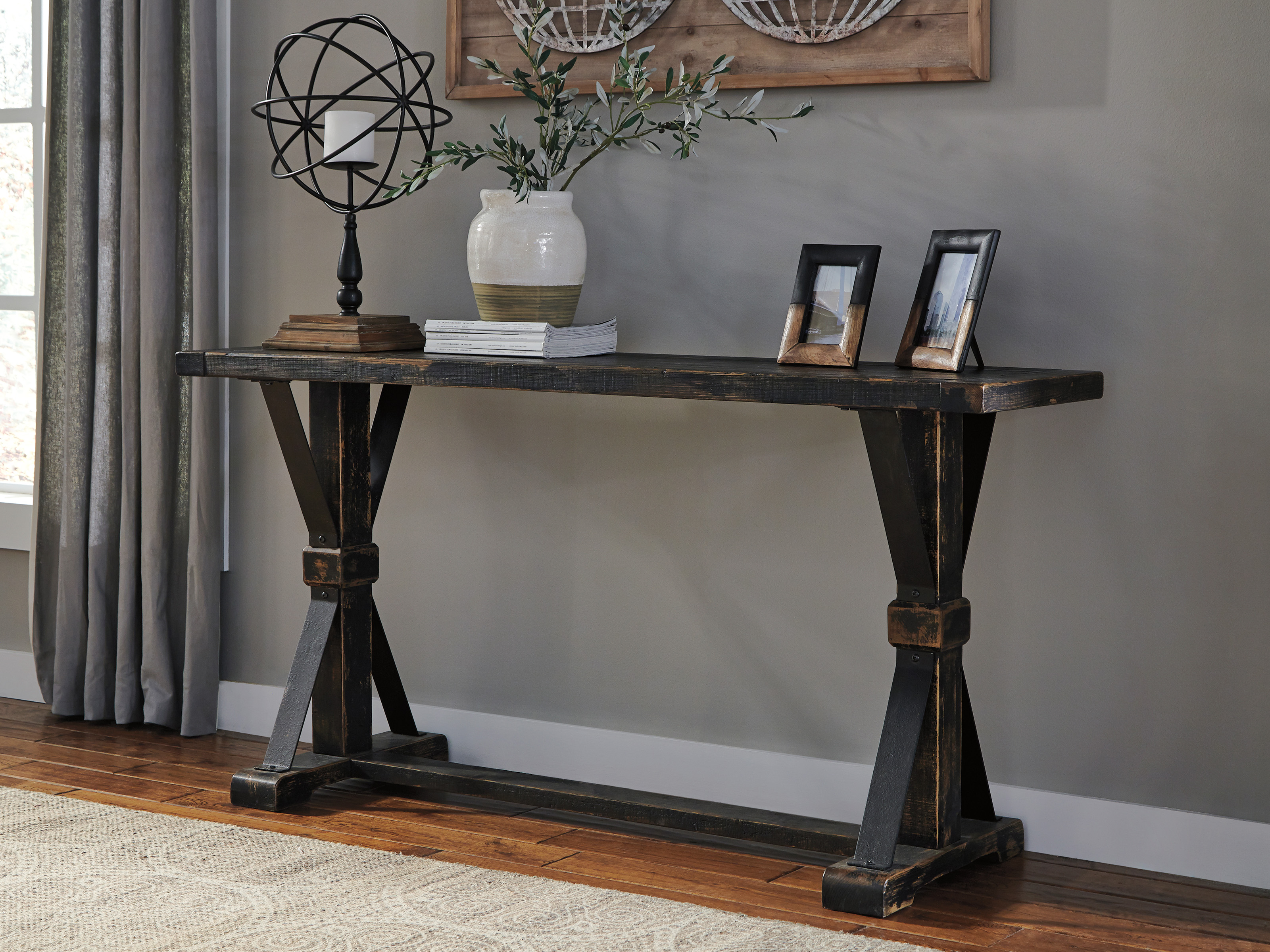 Beckendorf T096 4 By Ashley Sofa Table