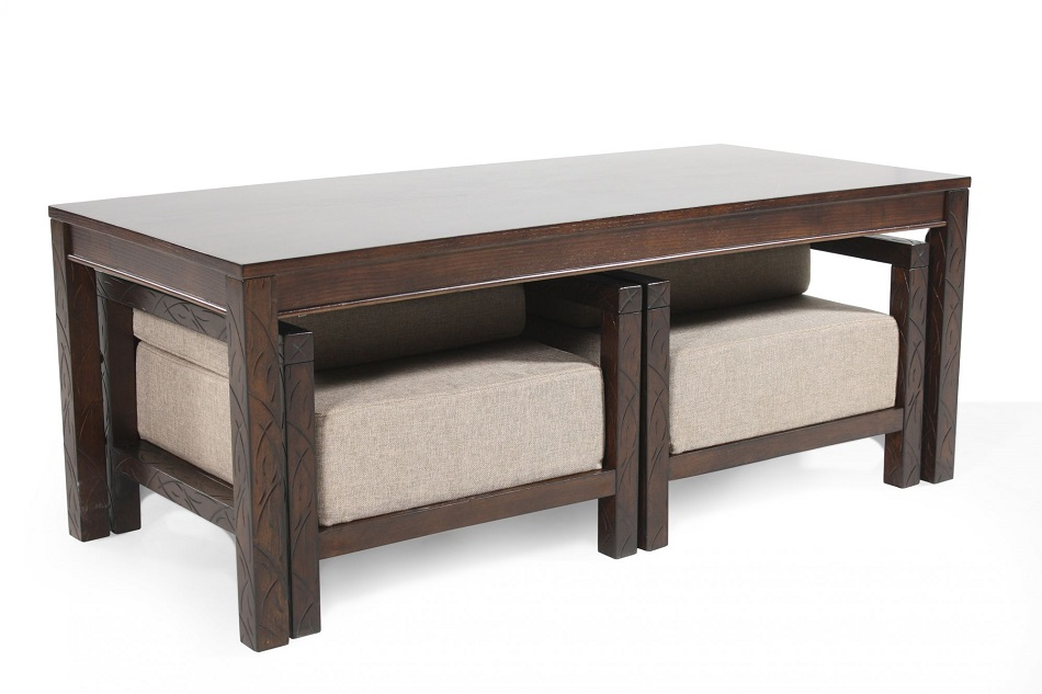 Cavelle Magnussen Collection T2357 Coffee Table Set