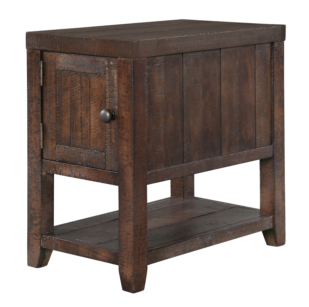 Tables End Table Caitlyn Magnussen Collection T2528 Chairside