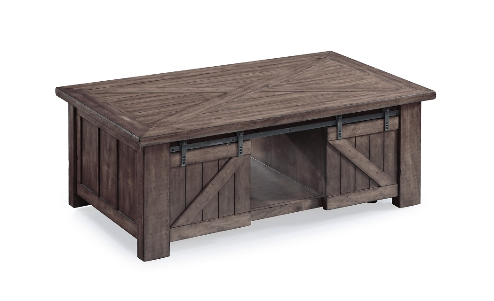 Garrett Magnussen Collection T3778 Coffee Table Set