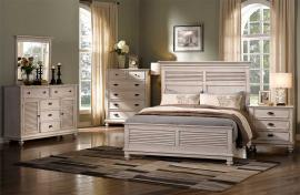 Lakeport 00-220 Driftwood Bedroom Set