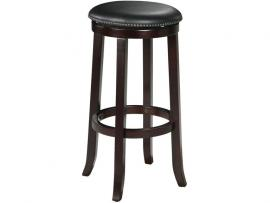 Chelsea by Acme 04732 Counter Height Swivel Stool Set of 2