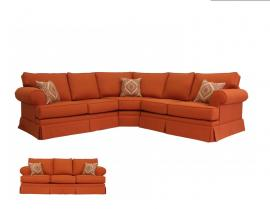 Maxwell Custom Sectional by Urban Innovation