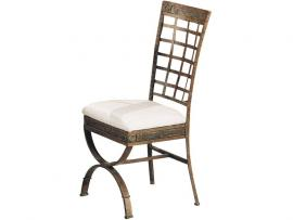 Egyptian by Acme 08631 Dining Chair Set of 4