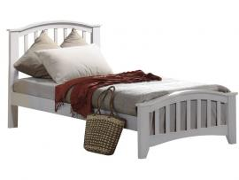 San Marino by Acme 09150T White Finish Twin Bed Frame