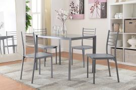 Skyline Collection 100027 Dining Table Set