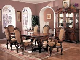 Virgo Collection 100131 Formal Dining Table Set