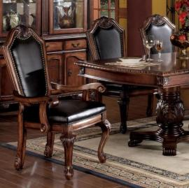 Chateau De Ville by Acme 10039 Dining Arm Chair Set of 2