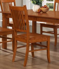 Marbrisa Collection 100622 Dining Chair Set of 2