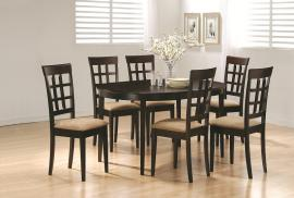 Harmony Collection 100770 Casual Dining Table Set