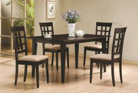 Coral Collection 100771 Casual Dining Table Set