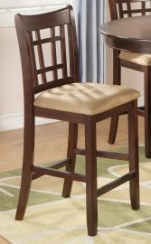 Lavon Collection 100889N Bar Stools Set of 2