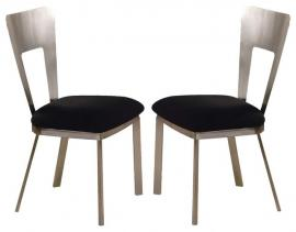 Camille by Acme 10093 Dining Chair Set of 2