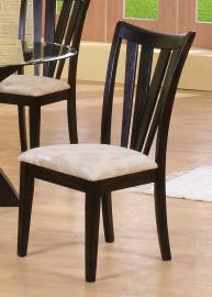 Shoemaker Collection 101072 Dining Chair Set of 2