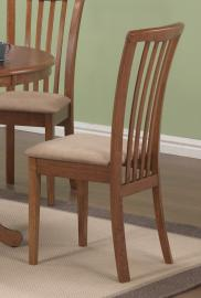 Brannan Collection 101092 Dining Chair Set of 2