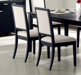 Louise Collection 101562 Dining Chair Set of 2