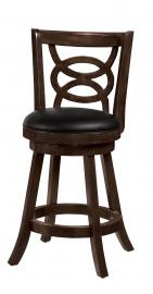 Coaster Rec Room 101929 Swivel Bar Stool Set of 2