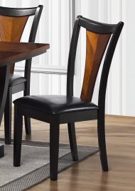 Boyer Collection 102092 Dining Chair Set of 2