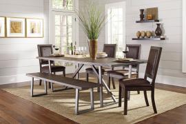 Genoa Collection 104911 Dining Table Set