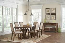 Bridgeport Collection 105521 Dining Table Set