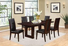 Chester Collection 105721 Dining Table Set