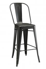 Coaster Metal 106012 Black Bar Stool Set of 2