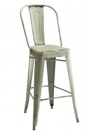 Coaster Metal 106014 Blue Bar Stool Set of 2