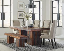 Scott Living Binghampton 107481 Solid Sheesham Dining Set