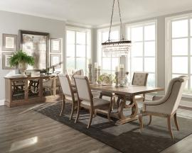 Scott Living Glen Cove 107731 Traditional Dining Set