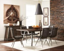 Scott Living Fremeont 107861 Industrial Design Dining Set