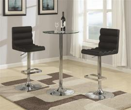 Chelsea Collection 120355 Bar Height Dining Table Set