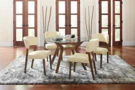 Paxton Collection 122180 Dining Table Set