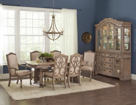 Ilana Collection 122211 Dining Table Set