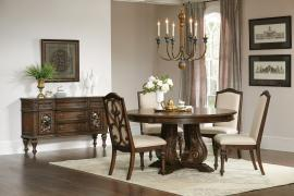 Ilana Collection 122250 Dining Table Set