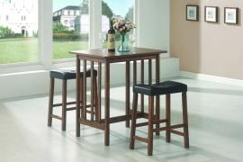 Albert Collection 130004 Casual Counter Height Dining Table Set
