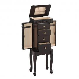 Acme Furniture 16008 Tiana Espresso Jewelry Armoire
