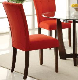 Baldwin by Acme 16835 Dining Chair Set of 2