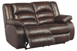 Levelland Cafe by Ashley 1700174 Power Reclining Loveseat