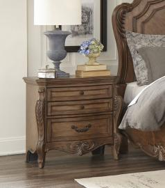 Moorewood by Homelegance 1704-4 Nightstand