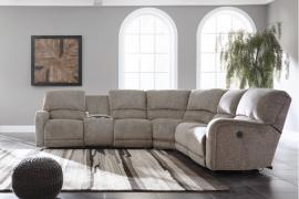 Pittsfield by Ashley 17901 Power Reclining Sectional Sofa