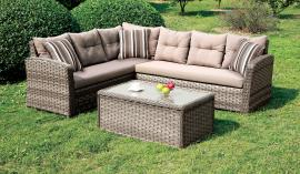 Moura Collection 1816 Wicker Outdoor Sectional