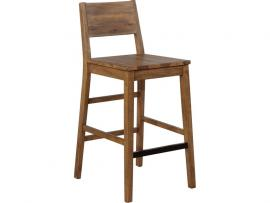 Coaster 182192 Varied Natural Bar Stool Set of 2