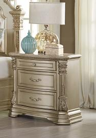Antoinetta by Homelegance 1919NC-4 Nightstand