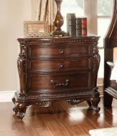 Bonaventure by Homelegance 1935-4 Nightstand