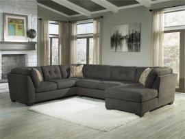 Delta City-Steel Collection 19700-17 Sectional Sofa