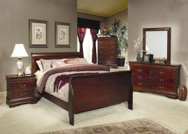 Louis Philippe Collection 200431 Bedroom Set
