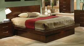 Jessica Collection 200711KW California King Bed Frame