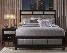 Barzini Collection 200891KW California King Bed Frame